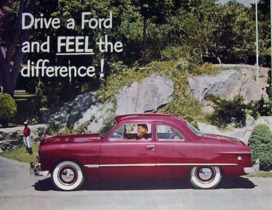 1949 Ford Helped Save The Ford Motor Company – Made In Detroit – Epp