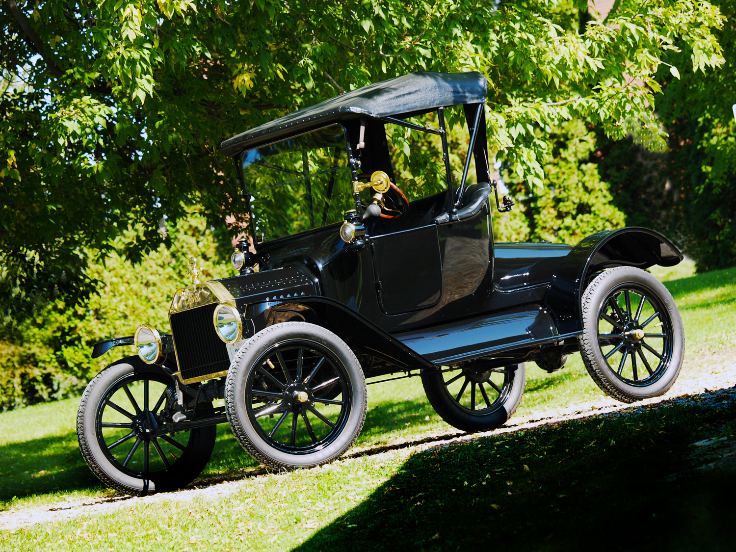1914 Model T Ford – Clive Branson, Ottawa ON