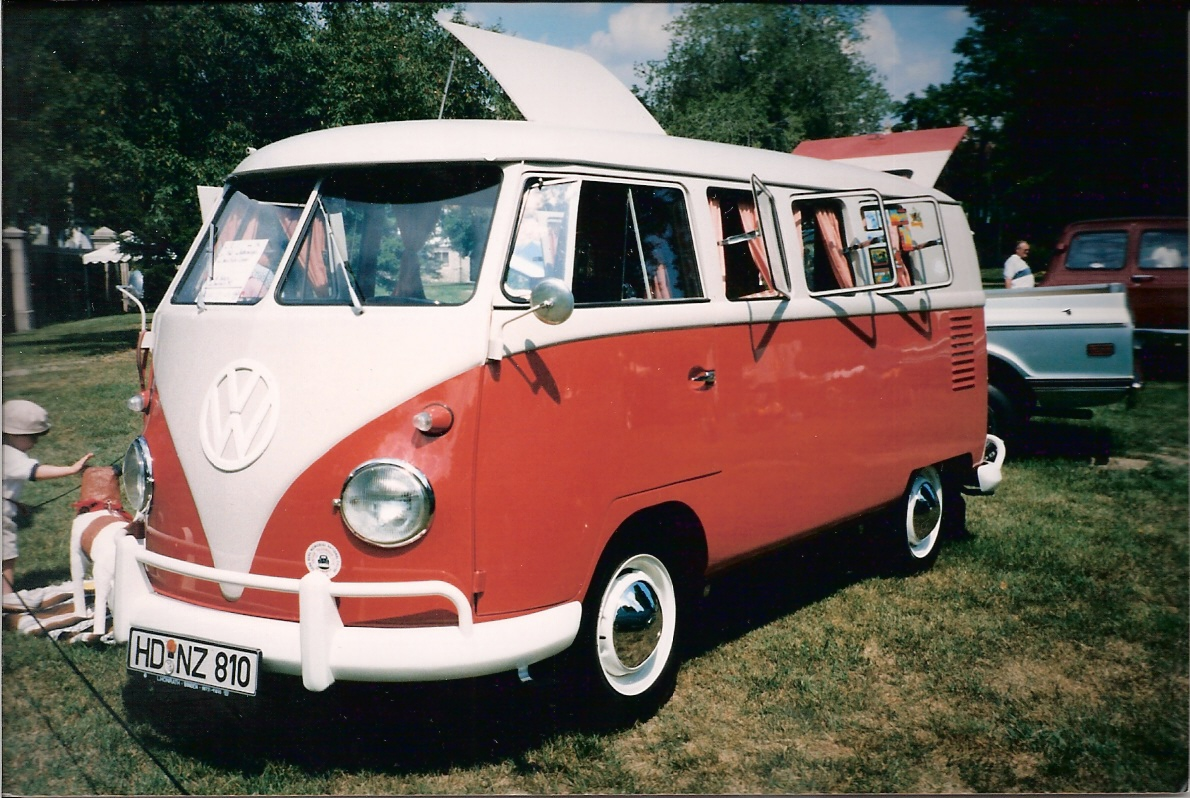 Feature July20 20 Volkswagen Microbus 1961